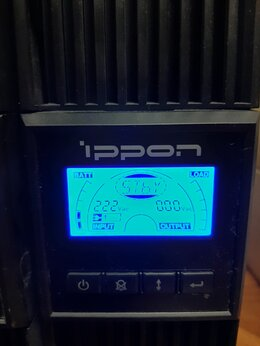 Источники бесперебойного питания, сетевые фильтры - ИБП ippon EBM Smart Winner 1500 + Battery Pack , 0