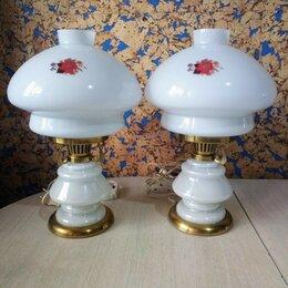 Настольные лампы и светильники - Советская лампа, 0