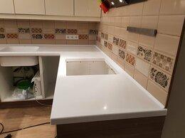 Мебель для кухни - Столешница с интегрированной мойкой из камня…, 0