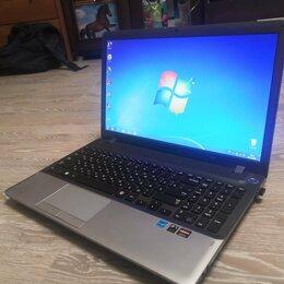 Ноутбуки - Samsung np350v5c i3 /4 gb /AMD radeon HD , 0