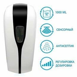 Дезинфицирующие средства - Диспенсер дезинфектор настенный/напольный , 0