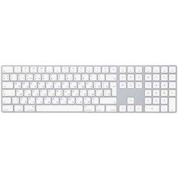 Клавиатуры и кнопки - Клавиатура Apple Magic KeyBoard + NumPad (White), 0