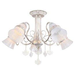 Люстры и потолочные светильники - Потолочная люстра Lussole Lgo Gila LSP-8100, 0