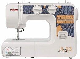 Швейные машины - Швейная машина Janome JL23, 0