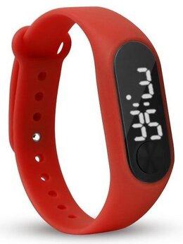 Наручные часы - Часы с LCD дисплеем, 0