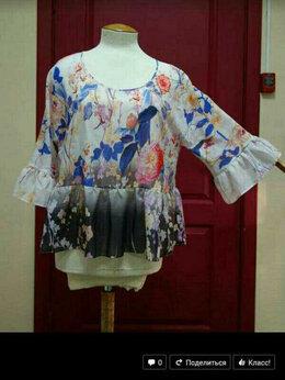 Блузки и кофточки - Блузка хлопок/шёлк, 0
