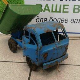 Машинки и техника - Детская машинка МАЗ СИМ. СССР. Комплектная. 1990 года, 0