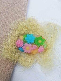 Мыло - Мыло ручной работы - Цветы в Овале, 0