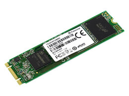 Внутренние жесткие диски - Твердотельный диск 32GB Transcend MTS800S M.2 SATA, 0