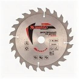 Для дисковых пил - Диск пильный п/дер 185х20мм, 24 зуба + кольцо 16/20 MATRIX, 0