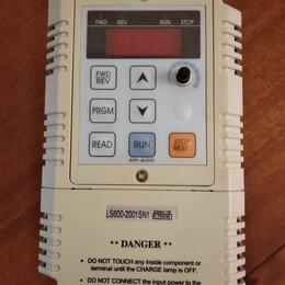 Преобразователи частоты - Частотный преобразователь LS600-2001SN1 220 в / 0,75 квт, 0