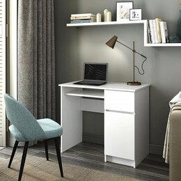 Компьютерные и письменные столы - Стол письменный Мори МС-1, 0