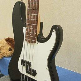Электрогитары и бас-гитары - Номерная Бас Гитара Cort SP-PJ Made In Indonesia. Бесплатная Доставка, 0