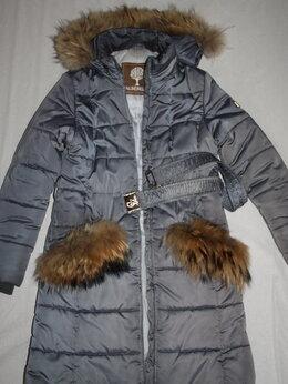 Куртки и пуховики - Зимнее пальто Alberello на 152 см, 0