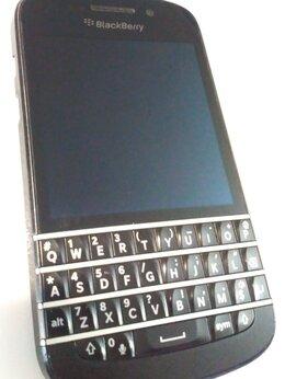 Корпусные детали - Корпус Черный BlackBerry Q10, 0