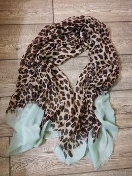 Шарфы и платки - Палантины, шарфы. Новые , 0