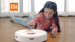 Роботы-пылесосы - Робот-пылесос Xiaomi Roborock S6 Pure S6P02-02…, 0