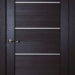 Межкомнатные двери - Дверь 70см ДГ «Легро» венге ПВХ, 0
