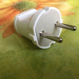 Товары для электромонтажа - Электрическая вилка, 0