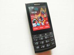 Мобильные телефоны - Nokia X3-02 Touch and Type 3G РосТест отл, 0