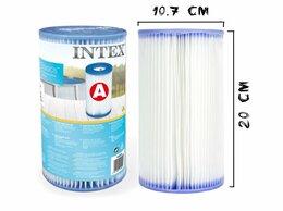Фильтры, насосы и хлоргенераторы - Картридж для фильтров Intex, тип А, 29000, 0