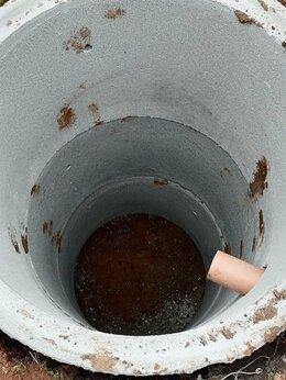 Септики - Септик из бетона в Раменском районе, 0