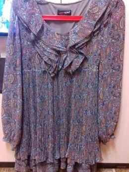 Платья - Шифоновое платье на подкладке, 0