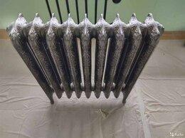 Радиаторы - Чугунный радиатор Guratec Merkur 760 на 9 секций, 0