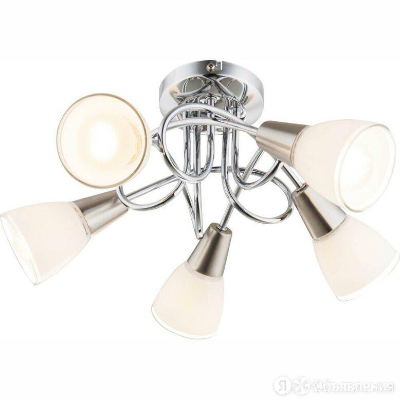 Потолочная люстра Globo Timon 63177-5 по цене 6704₽ - Люстры и потолочные светильники, фото 0
