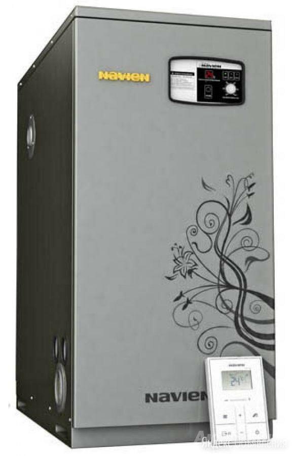 Navien GA 35 KN напольный газовый котел по цене 51500₽ - Отопительные системы, фото 0