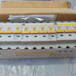 Защитная автоматика - Автоматический выключатель ВА 47-60 4Р, 0