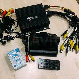 Готовые комплекты - Комплект видеонаблюдения для специализированной технике, 0