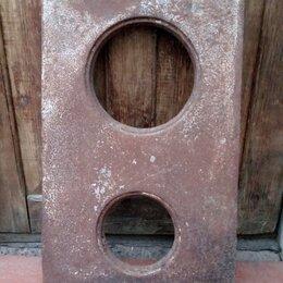 Камины и печи - Плиты чугунные, колосники, дверцы, задвижки, 0