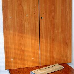 Комплектующие - Двери мебельные (цвет вишня) с фурнитурой , 0