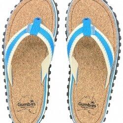 Домашняя обувь - Шлепки GUMBIES CORKER BLUE 2020, 0