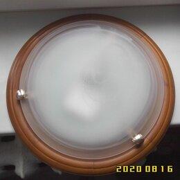 """Настенно-потолочные светильники - Кронштейн для круглого светильника - """"Г""""-образный держатель для кругло плафона, 0"""