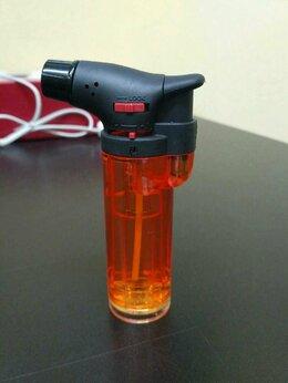 Газовые горелки, паяльные лампы и паяльники - Газовая горелка-зажигалка 601, 0