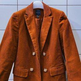 Пиджаки - Пиджак вельветовый, 0