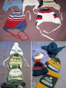 Головные уборы - Шапки, шарфы, шлем Kerry. 15 штук. Можно пакетом., 0