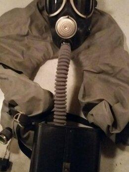 Военные вещи - Изолирующий противогаз ИП-Д, 0