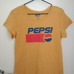 Футболки и топы - Футболка женская Converse Pepsi XL, 0