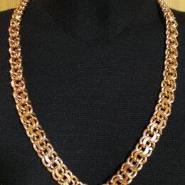 Цепи - Цепочка золотая, вес 210 грамм., 0