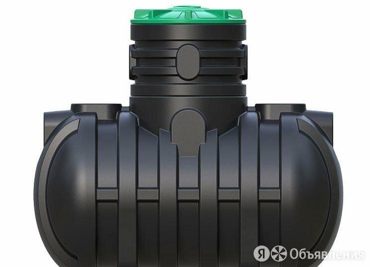 Пластиковые накопительные септики rodlex по цене 29715₽ - Септики, фото 0