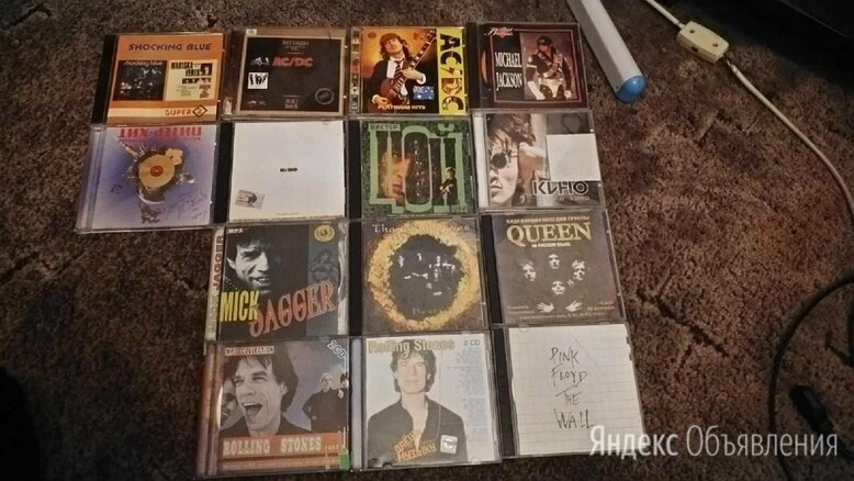 CD и MP3 с музыкой по цене 50₽ - Музыкальные CD и аудиокассеты, фото 0