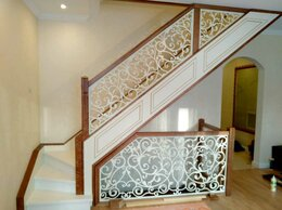 Лестницы и элементы лестниц - Лестницы и ограждения, 0