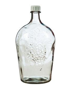 Этикетки, бутылки и пробки - Бутыль 4,5 л РОВОАМ, 0