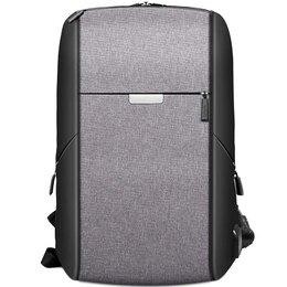 """Рюкзаки - Рюкзак WiWu OnePack Backpack для MacBook 15"""" (Grey), 0"""
