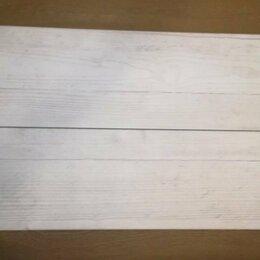 Плитка из керамогранита - Керамический гранит Amberes White 23,3х120, 0