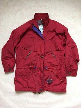 Куртки - Ветровка женская хлопок красная новая с биркой , 0