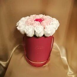 Цветы, букеты, композиции - Букет из мыльных роз, 0